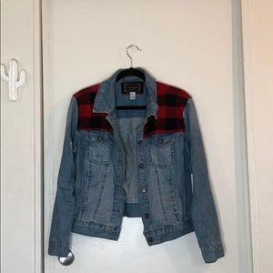 Jackets & Blazers - Lumber JACKet lightweight jean jacket